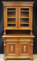 aufsatz-vitrine-gr�nderzeit-um-1870-80-nussbaum-auf-eiche-furniert-2264