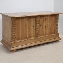 Lowboard aus der Biedermeier-Epoche um 1850