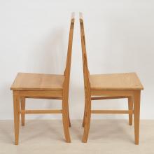 4 Repro-Stühle
