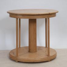 ovaler Säulentisch